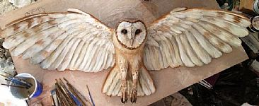 Cindy Billingsley - Wildlife painting and sculpture ...