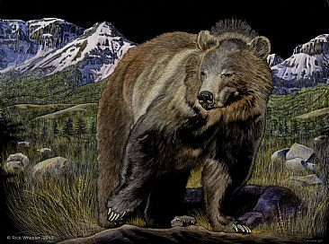 Grizzly - Grizzly by Rick Wheeler
