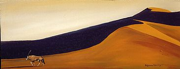 Sands of Time - Oryx by Pollyanna Pickering