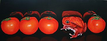 The Tomato Frog - Amphibians by Margaret Ingles