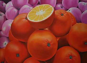 Choices - Fruit by Margaret Ingles