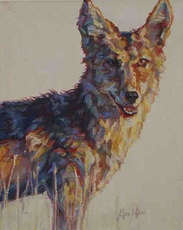 Avantist - Coyote by Patricia Griffin