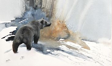 Grizzly - Grizzly Bear by Morten Solberg