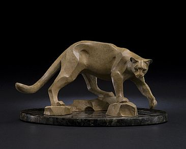 Cougar/ Puma Art by TitusBoy - 3D and CG &amp- Abstract Background ...