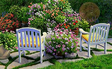 Garden Of Dreams / Miniature   Flower Garden ...