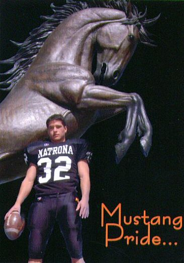 Mustang Pride -  by Chris Navarro