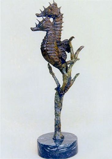 """Seahorses"" -  by Renee Bemis"