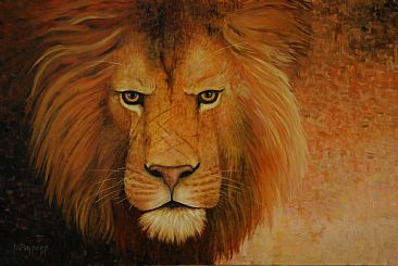 Just Give Me A Reason - Lion by Betsy Popp