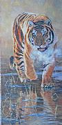 Ice King - Siberian tiger by Beth Hoselton&nbsp(2)