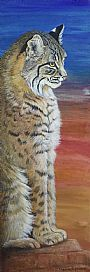 Red Rocks - Bobcat by Linda Harrison-Parsons (2)