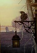 Crows and Ravens - Nature Art by Raymond Easton