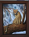 Africa big cats - Nature Art by Ilse de Villiers