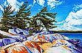 LANDSCAPES - Nature Art by Margarethe Vanderpas
